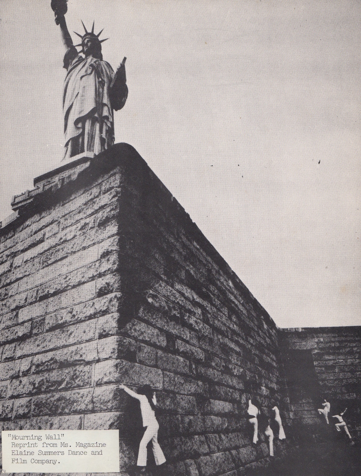 Mourning Walls, 1975 (photo)